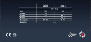 Sicce Jolly 10 Watt Plastic Submersible Heater