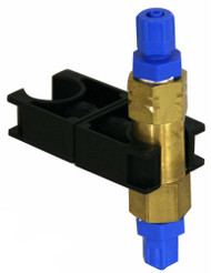 Korallin CO2 Brass Check Valve