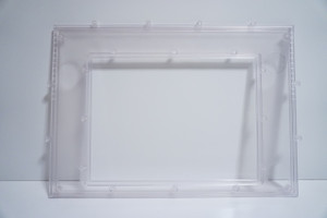 JBJ 28 Gallon Nano Cube Splash Guard
