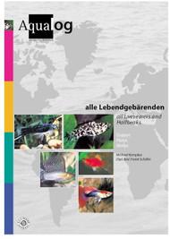 Aqualog - All Livebearers Hardcover