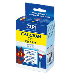 API Calcium Test Kit for Saltwater Aquariums