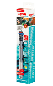EHEIM JAGER TruTemp 75 Watt Fully Submersible UL Approved Heater