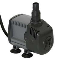 Sicce Syncra Silent 0.5 Multifunction Aquarium Pump (185 GPH) Pump View