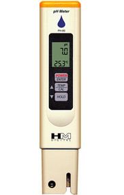 HM Digital PH-80 Handheld Digital pH Meter