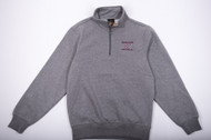 OC Gray 1/4 Zip Sweatshirt