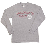 Oakland Catholic Gray Alumnae Long Sleeve