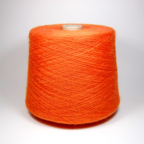 Tammark™ (New York) Orange Acrylic Yarn (Based on $10.20 lbs.)