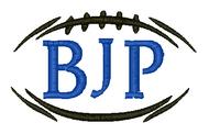Football Monogram