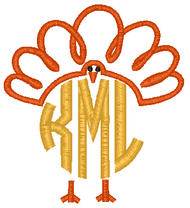Turkey Monogram