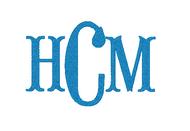 Fishtail Monogram