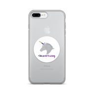 iPhone 7/7 Plus Case #UnicornInTraining