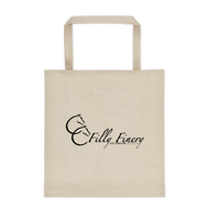 Filly Finery logo Tote bag