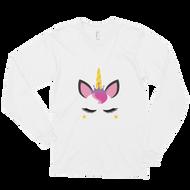 Unicorn Princess - Long sleeve t-shirt (unisex)
