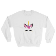 Unicorn Princess - Crewneck Sweatshirt