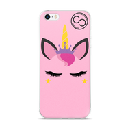 Unicorn Princess Pink iPhone Case