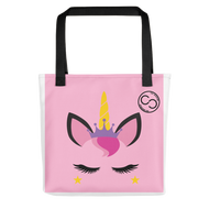 Unicorn Princess Pink Tote bag