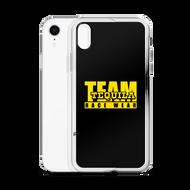 7. TEAM Tequila Race Wear Logo iPhone Case