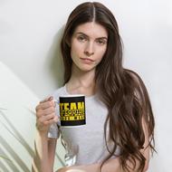 6. TEAM Tequila Race Wear Logo Mug
