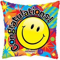 Smiley Congratulations