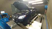 Mercedes Benz C63 AMG V8 Biturbo (2015+)