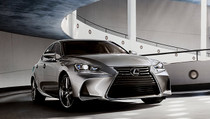 Lexus IS 350 Performance Tune (2014-2018)