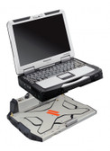 Havis Panasonic Toughbook CF-30 & CF-31 Dock, No Pass DS-PAN-111