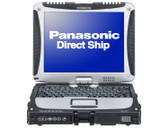 Panasonic Direct Ship CF-19 Front View