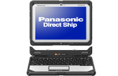 Panasonic Direct Ship CF-20 Front View