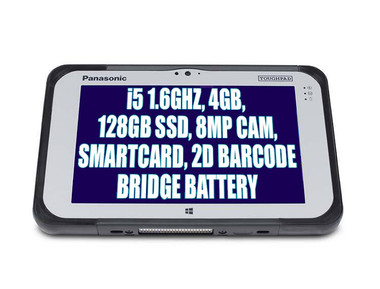 5-4302Y 1.60Ghz, 128GB SSD, 4GB FZ-M1CCFEXCM