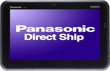Panasonic Direct Ship FZ-Q1 Front View