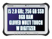 i5-4310U 2.0GHz, 8GB RAM, FZ-G1FBJAXCM