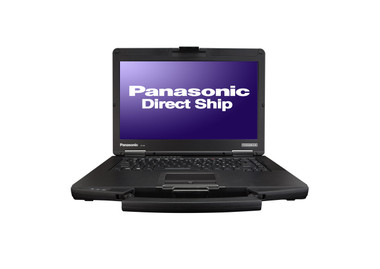 Panasonic Toughbook CF-54 Front View