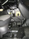Havis Ford Interceptor Sedan Heavy-Duty Mount C-HDM-141