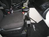 Havis Dodge Caravan and Chrysler Specific Heavy-Duty Mount C-HDM-146