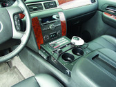 "Havis Chevrolet Tahoe/GMC Yukon Console 10"" Mounting Space C-VS-1000-TAH"