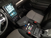 "Havis 2013-2019 Ford Interceptor Utility Vehicle Specific 18"" Console C-VS-0810-INUT-1"