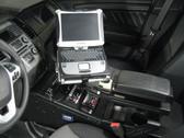 Havis 2013-2019 Ford Police Interceptor Sedan Standard Passenger Side Mount PKG-PSM-141