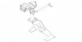 Havis Mounting Kit Ford Escape, 13-16 PKG-PSM-262