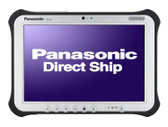 Panasonic Direct Ship FZ-G1 Front View