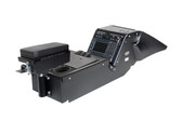 Gamber Johnson Dodge Charger Police Package (2011+) console box with cup holder and printer armrest 7170-0137-02