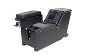 Gamber Johnson Ford Police Interceptor Utility (2012-2019) console box with cup holder and printer armrest 7170-0166-02