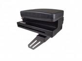 Havis Brother Arm Rest Printer Bracket: Top Mount C-ARPB-114