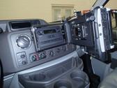 Havis Swing Out Dash Monitor Mount Base C-DMM-117