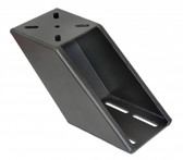 "Havis Heavy Duty Offset Angle Bracket, 5"" Offset, 45 Degrees C-HDM-412"