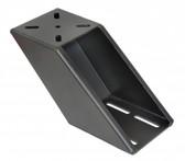 "Havis Heavy Duty Offset Angle Bracket, 5"" Offset, 45 Degrees C-HDM-412"