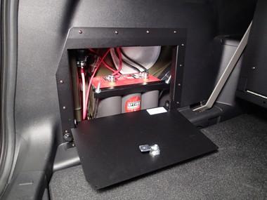 Havis Trunk Battery Mounting Tray for 2013-2019 Ford Interceptor Utility  CM008279