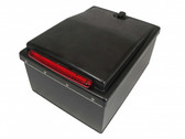 Havis Small Motorcycle Box With Hinged Lid C-MC-2000