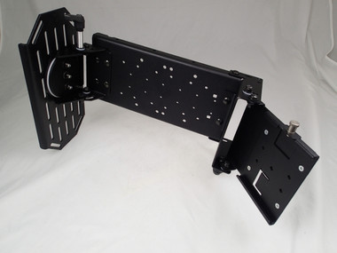 Havis Forklift Fixed Overhead Mounting Package for Convertible Laptop or Tablet with Keyboard Tray C-MH-1002