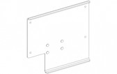 Havis Monitor Adapter Plate Assembly C-MM-217