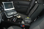 "Havis Printer Mount assembly for Brother RuggedJet (4"" Printer) model RJ-4030 C-PM-110"